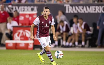 Marco Pappa, Colorado Rapids