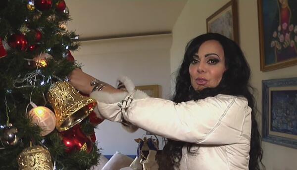 Maribel Guardia nos abrió las puertas de su casa y la ayudamos a decorar...