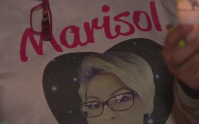 Familiares y amigos recordaron a Marisol Espinosa al cumplirse un año de...