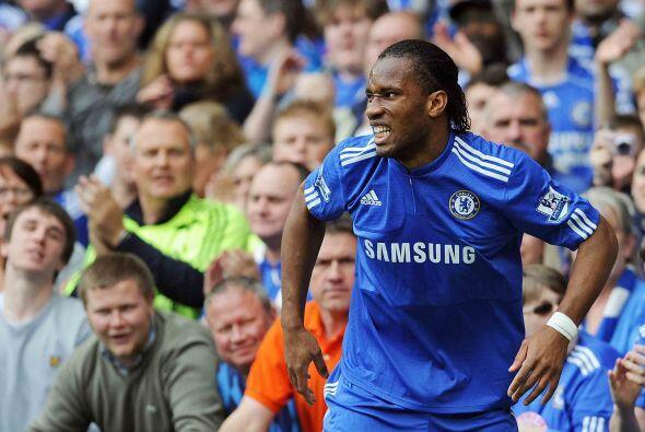 También convirtieron Lampard, Kalou y Cole, pero el héroe del partido fu...