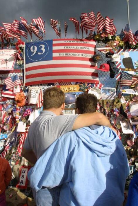 6. Primer aniversario del 9/11  El 11 de septiembre del 2002 se celebró...