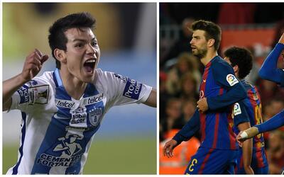 Pachuca igualará al Barcelona en su cuarto Mundial de Clubes