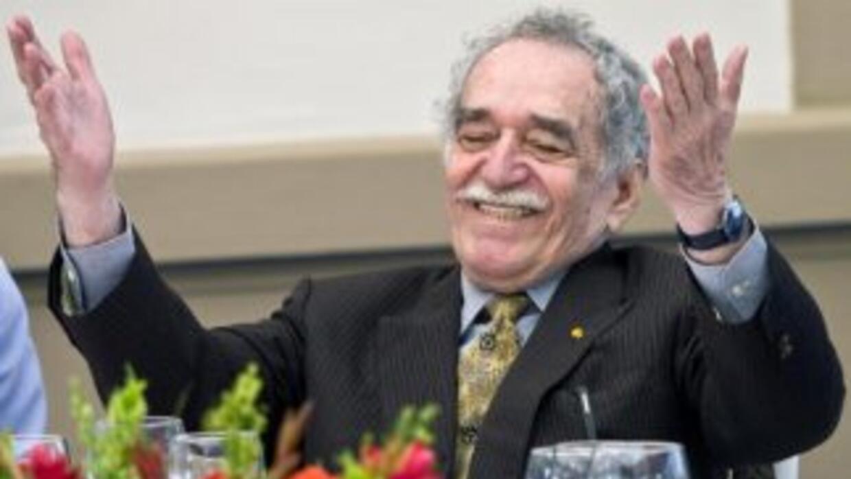 El escritor colombiano, Gabriel García Márquez. cumplió 85 años.