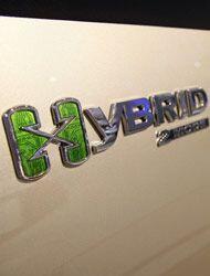 ¿Autos semi o completamente híbridos?
