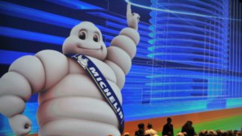 El grupo Michelin es uno de los líderes mundiales del sector de los neum...
