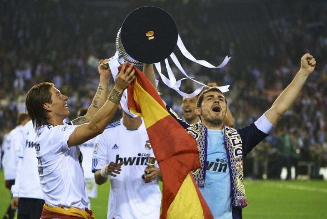 Real Madrid y Barcelona solo han jugado una final de Copa del Rey en el...