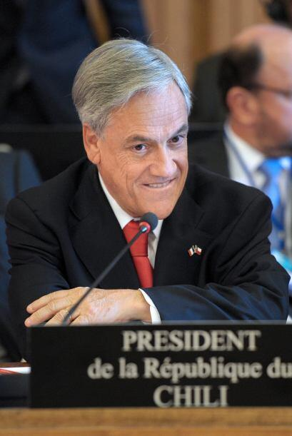 Piñera agradeció el apoyo que la UNESCO brindó a Chile tras el terremoto...