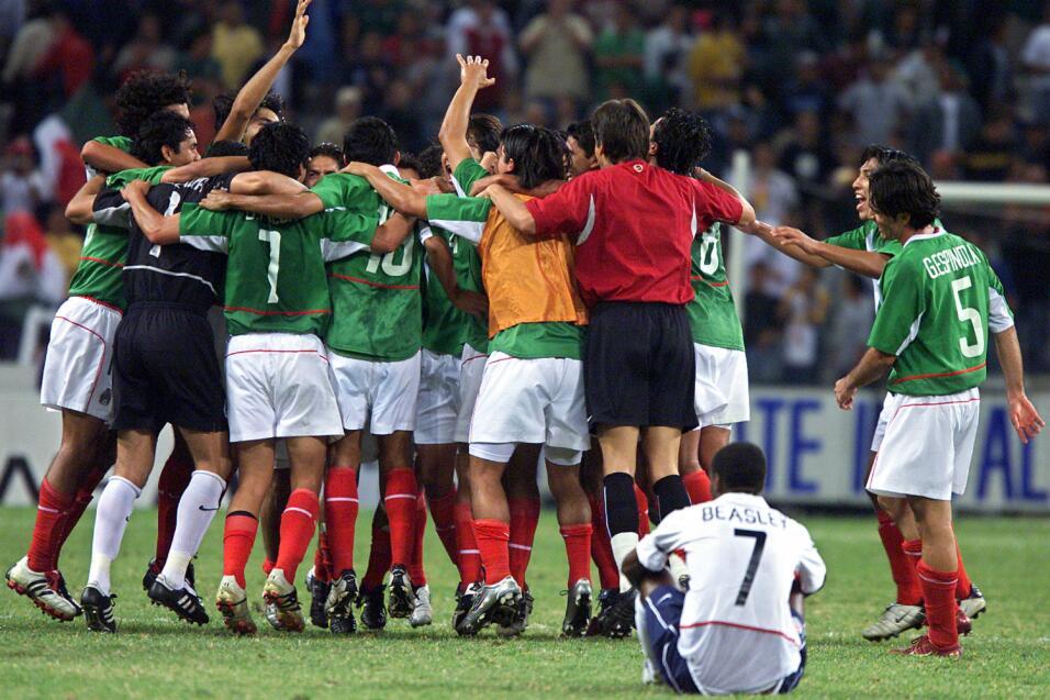Historia de la maldición de Columbus: México vs Estados Unidos OK 2004 J...