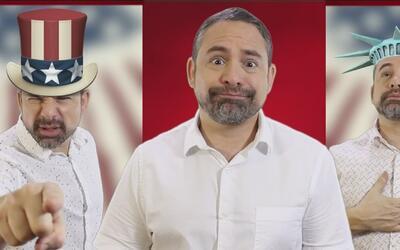 Notanserio Univision: El video musical del tema del inmigrante