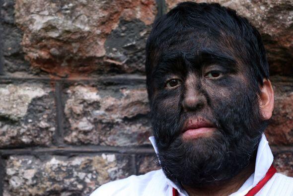 Jesus 'Chuy' Aceves es ni más ni menos que el hombre lobo. Este mexicano...