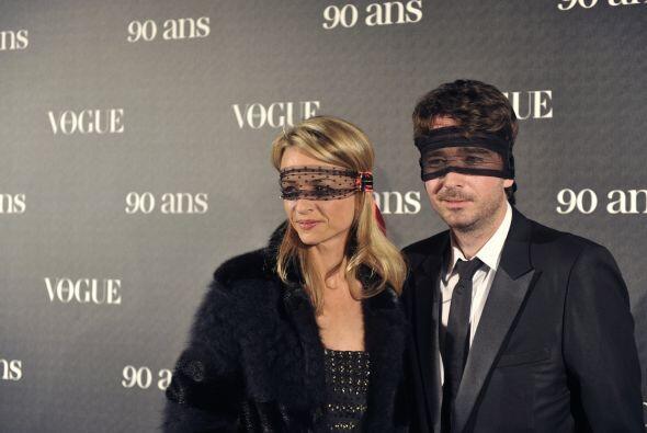 1. Antoine y Delphine Arnault- Los hijos de Bernard Arnault, presidente...
