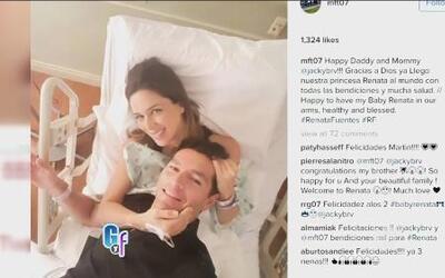 Jacqueline Bracamontes ya tiene a su otra hijita en brazos, ¡nació su be...