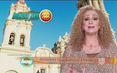 Mizada Acuario 24 de mayo de 2017