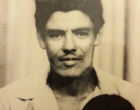 Jesús Ramírez Vélez, desaparecido en la frontera.