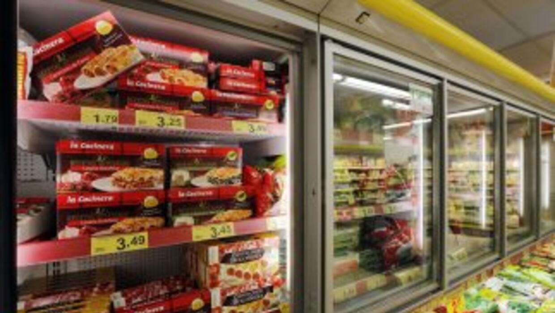 Productos de La Cocinera, comida preparada congelada.