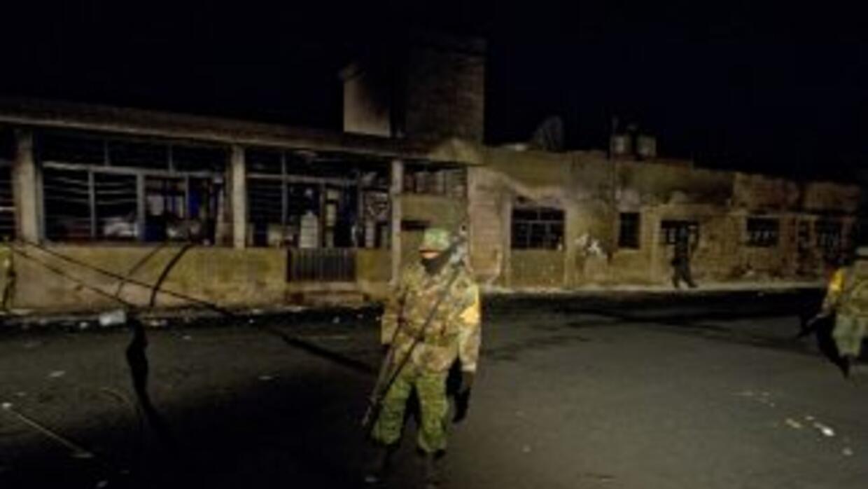 Cinco personas murieron en un incendio en Jalisco.