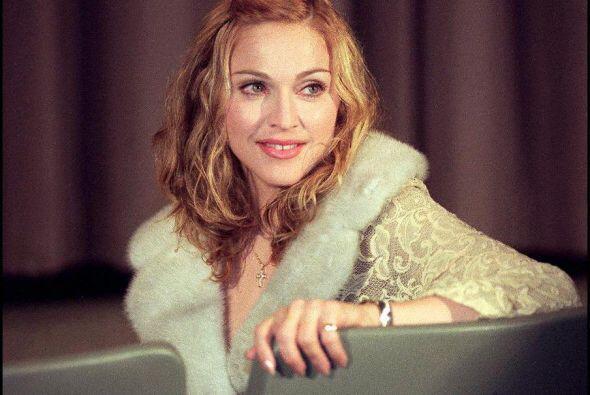 No sólo fue su talento, también su belleza ayudó a que Madonna se convir...