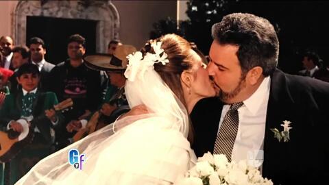 Raúl y su esposa nos contaron como se conocieron y como él le propuso ma...
