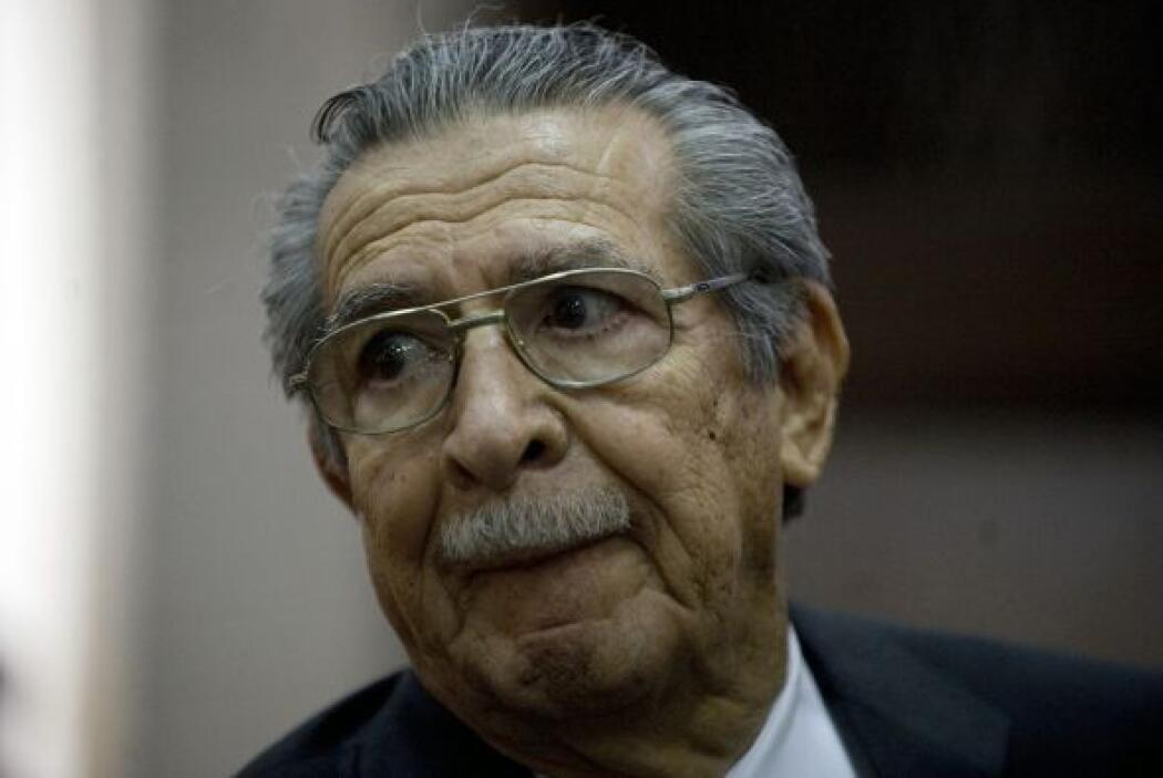 Enero 26- La justicia de Guatemala ordena procesar por delitos de genoci...