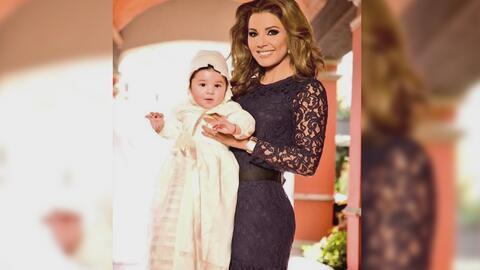 En primicia: Aleida Núñez nos concede una entrevista junto a su hijo cel...