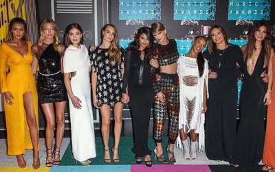 Taylor Swift, Gigi Hadid y Cara Delevingne reciben amenazas de muerte