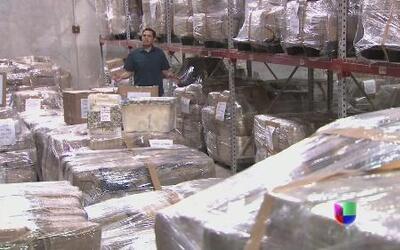 Qué hacen las autoridades con las drogas decomisadas