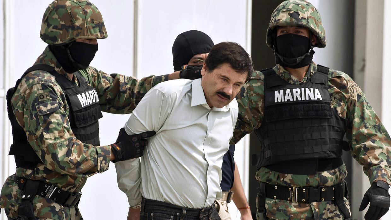 Defensa de 'El Chapo' Guzmán asegura haber ganado una batalla contra la...