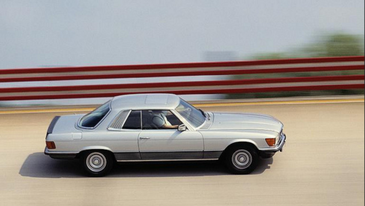 Mercedes-Benz SLC (C107) 1971-1981
