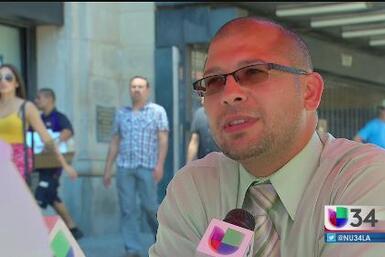 Ramón, padre, esposo y profesionista
