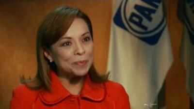 Josefina Vázquez Mota va por México
