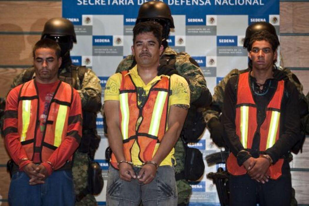 La fiscalía mexicana señaló a 'El Piolín' como presunto responsable de l...