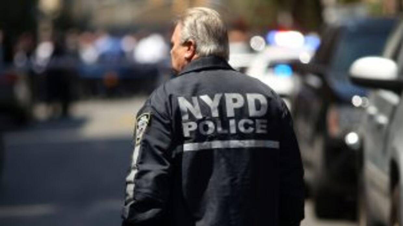 Un elemento policiaco de NY. (Imagen de Archivo).