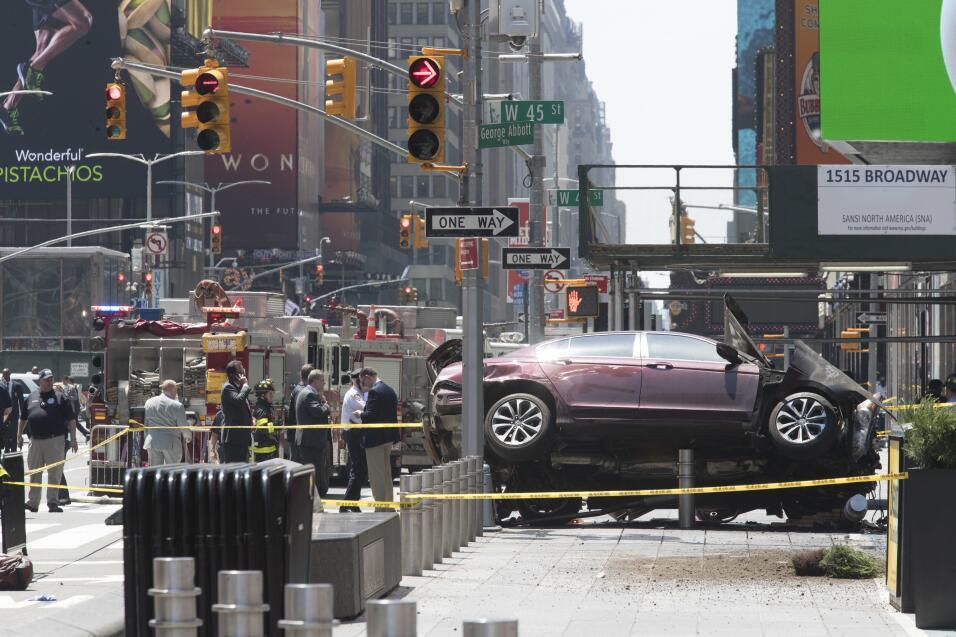 Car new york