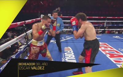Nominados Premios Univision Deportes: Boxeador del Año