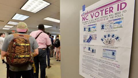 Daily Brief: North Carolina Voter ID Law