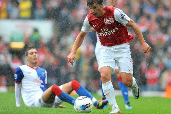 Arsenal pudo descontar al final pero no fue suficiente. Los Gunners no c...