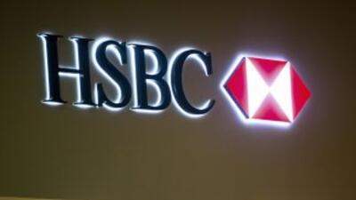 El banco HSBC.