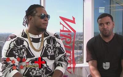 Mira cuánto se conocen los cantantes Zion y Lennox