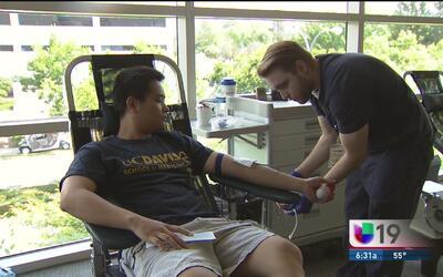 ¿Qué requisitos son necesarios para donar sangre?