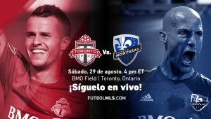 Sigue en vivo Toronto vs Montreal Impact