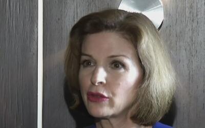 """Helen Aguirre: """"Vamos a formar políticas que van a ayudar a todos los hi..."""