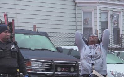 Mujer sobrevive tras ser baleada en la cabeza en Yonkers
