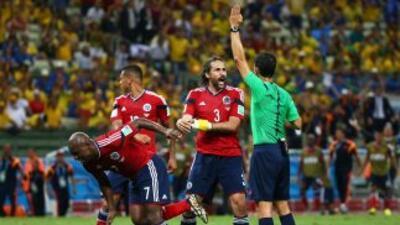 Aurelio Jiménez afirma que el gol que le anularon a Yepes fue legítimo.