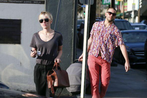 Como quiera que la vean, Scarlett Johansson ¡es una mamita!