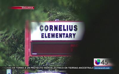 Un niño de 4 años se salió de la escuela sin que nadie se diera cuenta