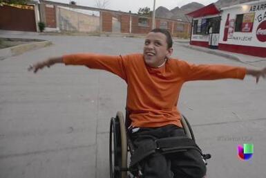 Teletón USA, Para Miguel 'Mike' Enríquez se vale soñar