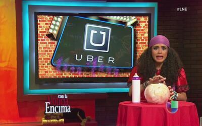 La Gitana-mama y lo que le depara el futuro a Uber