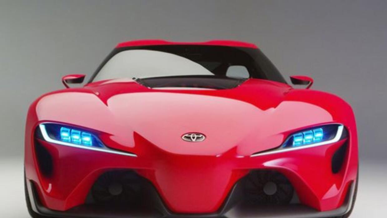 El FT-1 Concept servirá como plataforma de diseño para el nuevo Supra.
