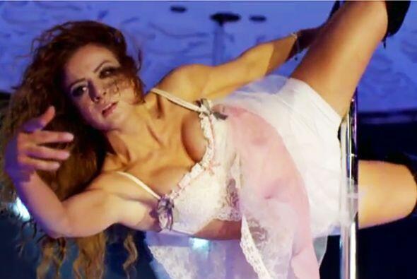 Sí, ahora ya sabes muy bien que es la bailarina estrella del 'Chi...