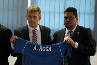 Albert Roca nuevo director técnico de El Salvador.